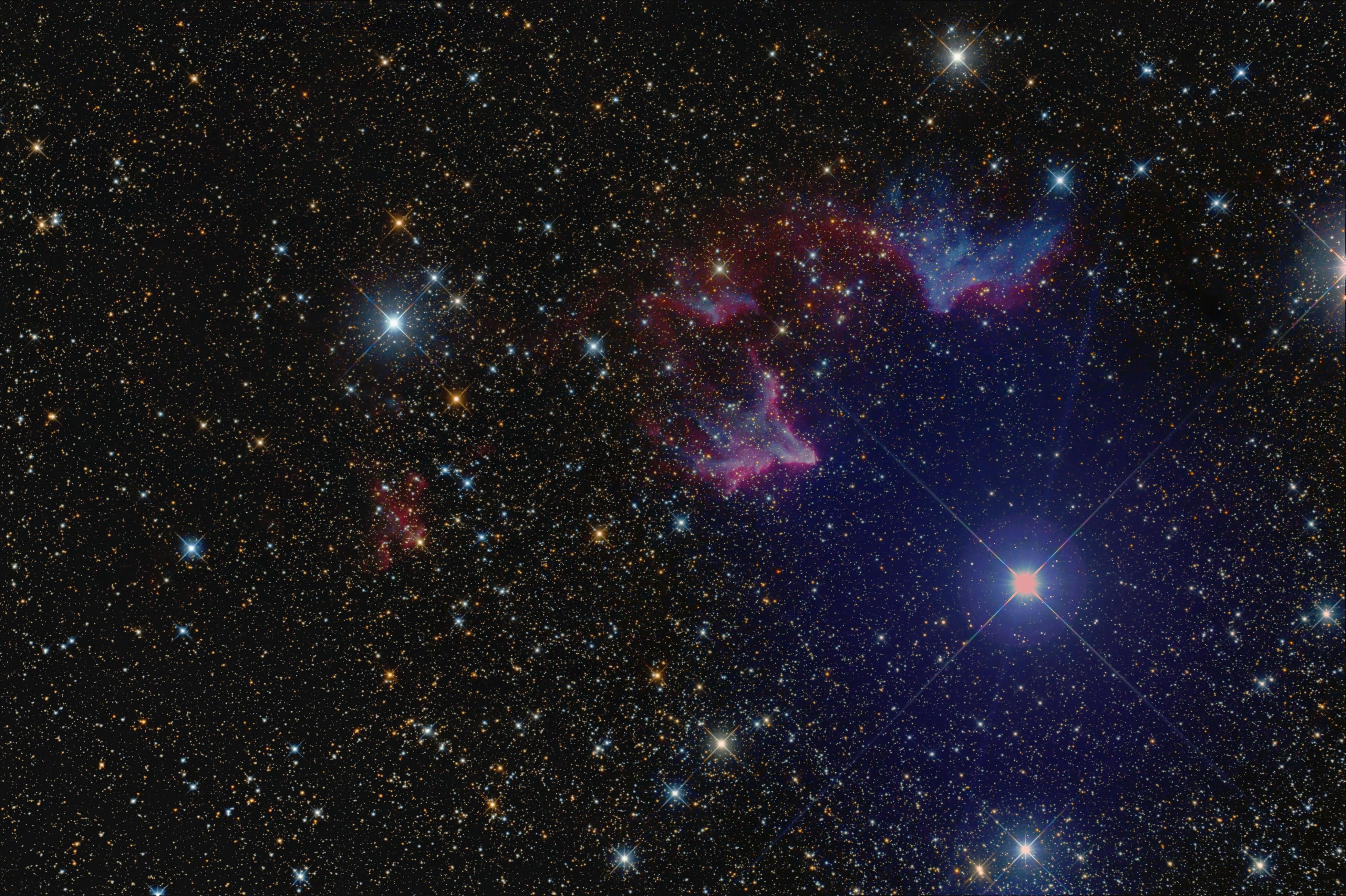 IC 63 - Cassiopeia